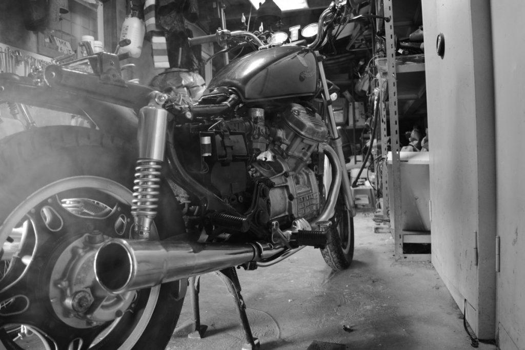 Motorrad Werkstatt